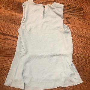 Uniqlo Tops - Uniqlo Sleeveless Peplum XS Top